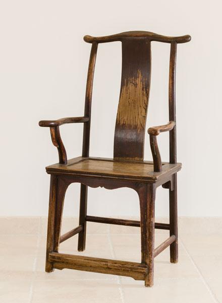 Shanju shanghai large yokeback armchair for X furniture shanghai