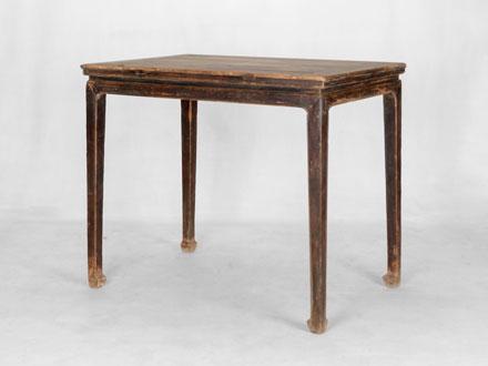 Shanju shanghai corner leg table for X furniture shanghai